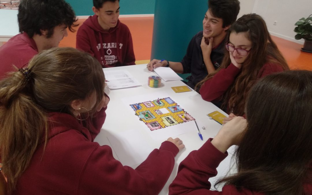Proyecto Interdisciplinar 4º ESO: «¿Quién mató a Platón?»