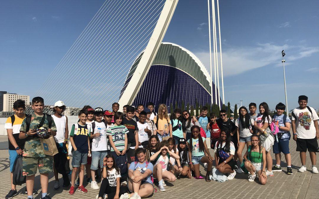 Viaje de 6º a Valencia-Gandía