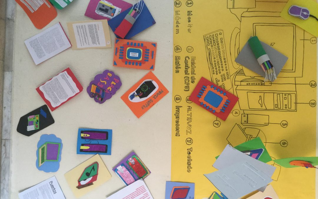 Science Project 1º ESO: «Informatics Time»